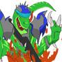 Kickass dinozaurs by Senseidave37