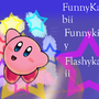 Kirby and six stars by funnykirby