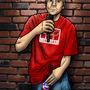 Skimm Milk (portrait) by chrisduh69