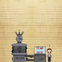 Pixel time machine by Charlie