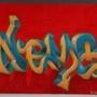 Nema Graffiti response by Jean-Raymond