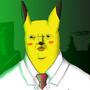 Pikachu by Rozner