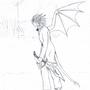 Christian the Demon by DragonHuik