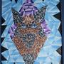 Cubist Cat by Rikimaru-Azlar