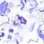 blue pen breeze by danpete6