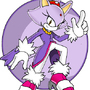 Blaze the cat by Castlecrasher0