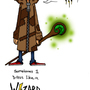 i'm a Wizard by sketchnate