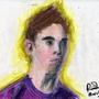 Self Portrait by Rozner
