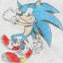 Sonic by sirsamy145