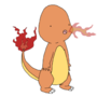 Charmander by Iconock
