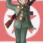 North Korea: Kid Soldier 1 by rtil