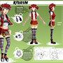 Karin Kanzen by armyboyls
