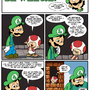 Sucks to be Luigi: Castles by kevinbolk