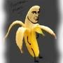 Banana man by Ksmittlez