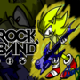 Sonic Rockband by Patronium20