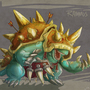 rammus the armordillo! by jouste