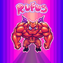 Rufus da demon by Gonzossm