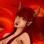 Devil Girl by Maszrum