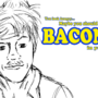 Kevin Bacon by Lithifold