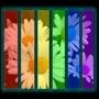 Rainbow flower by GodDanIt