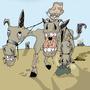 It's a Donkey by howbadaiuu