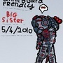 big sister by whiteboardfrendly
