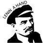Lenin A HAnd by magicswordz
