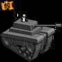 Pixel Tank by J-qb