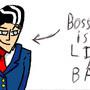 Boss Man by Efilgigi