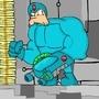 Megaman by Kixen