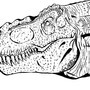 Tyrannosaurus by n00b103