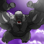 Gorilla Atack by RickMarin