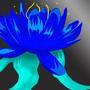 Blue Lotus by Senseidave37