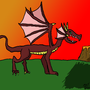 Dragon by Z3RO0
