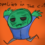 zombies in the city by ScrewedComedy