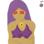 Starmie Gijinka by Wivernryder