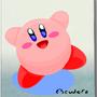 Kirby by LegendofDelza