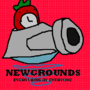 Future Newgrounds Logo 2.0 by HyperInuyasha