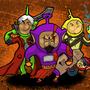Gamertubbies! by Errold