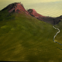 Mountainscape by VladimirKarovski