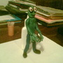Salad Fingers (clay model) by Ludamage