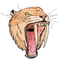 Sabretooth Cat