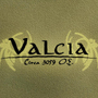 Valcia - Regional Fantasy Map by Auth