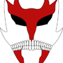 Vizard mask , red devil by ponek