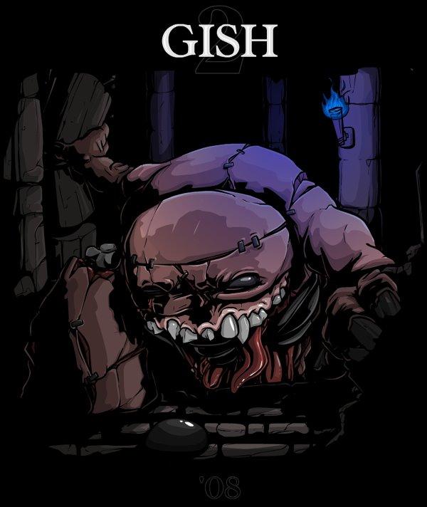 Gish 2 teaser art