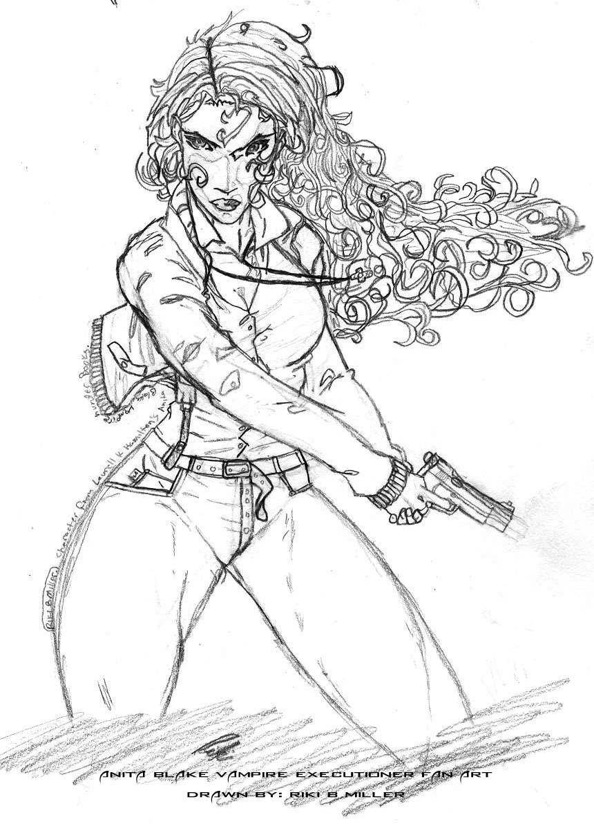 Anita Blake 2