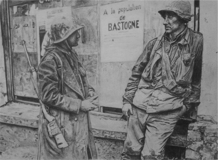 In Bastogne