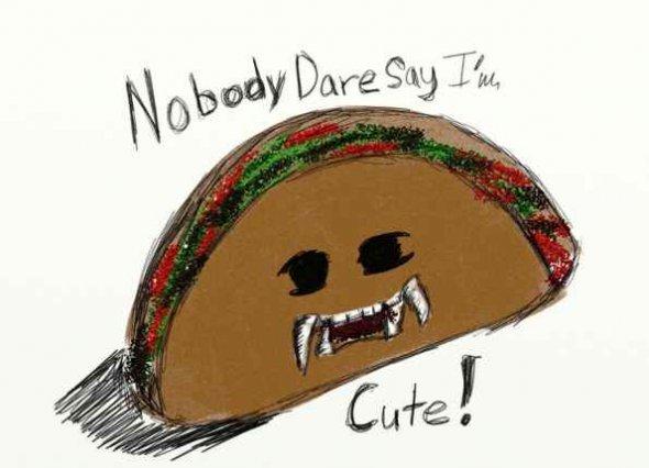 my gay taco