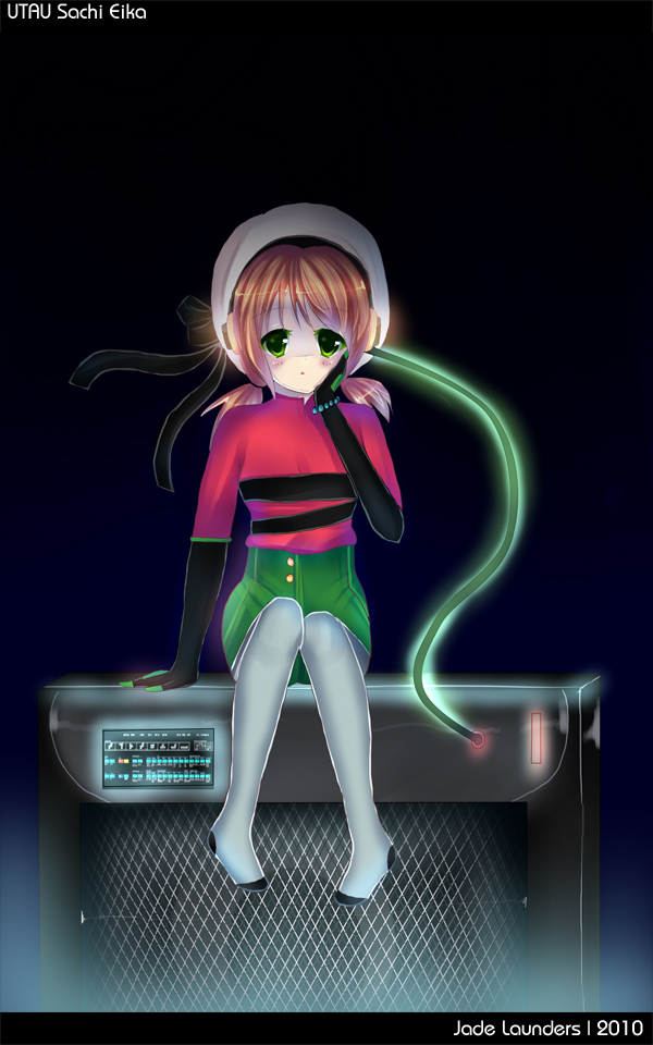 UTAU: Turn up the Bass