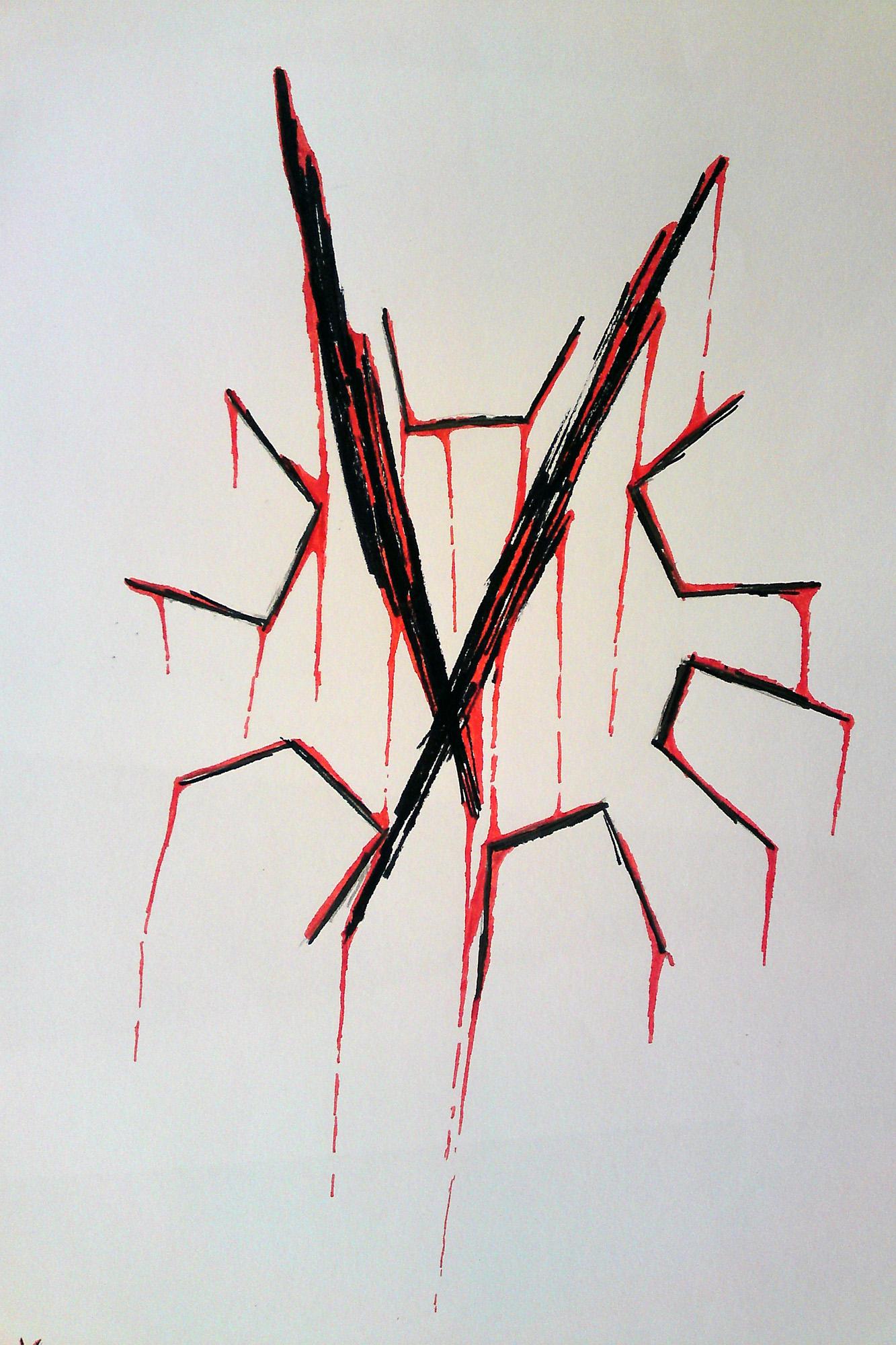 V for me